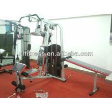 2013 vente chaude trois personnes machine fonctionnelle / équipement de gymnastique commercial / équipement de conditionnement physique