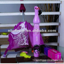 Wine bottle umbrella/rose bottle umbrella/japanese bottle and so on