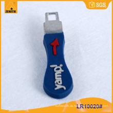 Custom Gummi Zip Puller LR10020
