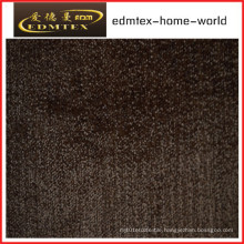 Plain Chenille Fabric for Sofa Packing in Rolls (EDM0159)