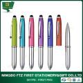 Premier Y097 2014 Le stylet en aluminium le plus populaire 3 en 1 stylo