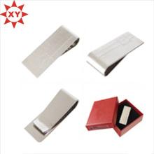 Clip d'argent en acier inoxydable en usine (XYmxl121003)