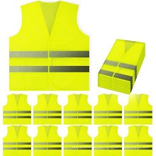 High Visibility roadway Safety vest