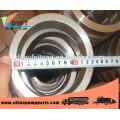Bride de pompe à béton d'usine avec des tailles standard