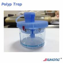 Trampa de endoscópica de pólipo desechable para colección de pólipo