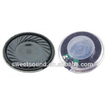 piezoelectric speaker