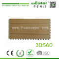 Rutschfeste HDPE Composite Deck Fliesen Anti-Crack Sauna Board