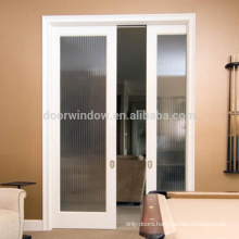 2018 New Design High Quality pocket doors lowes With Strong Hardware