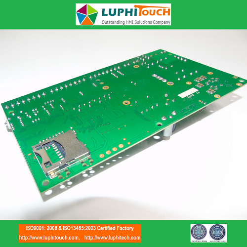 Industrial Computer Function Controlling Main Board PCBA 7