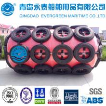 Defensor de espuma de EVA de célula cerrada resistente a la más alta calidad para barco / barco / muelle