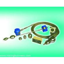 Magnetic Level Gauge , High Precision Liquid Level Meter Anti-corrosion Type