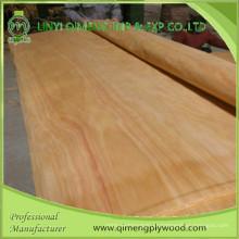 Linyi Rotary Cut Lápis Chapa de cedro com boa face