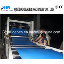 PP Foam Stationery Sheet Production Line Machine