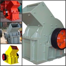 Simple structure and little noise Quarry hammer crusher with