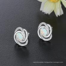 Opal Earring High Quality Popular jewelry Opal Stone Earrings