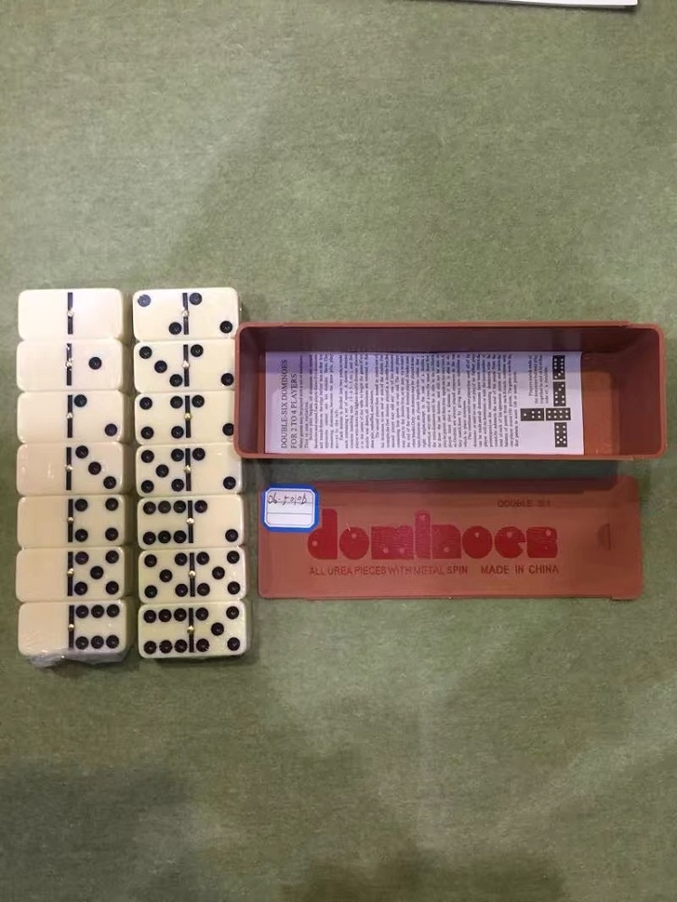 Mahjong Domino Set