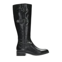 Роскошные сапоги для девочек кожаные итальянские зимние ботинки женщин