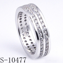 Fashion 925 Sterling Silver Jewelry Rings (S-10477. JPG)
