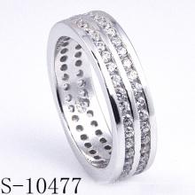 Кольца ювелирных изделий стерлингового серебра способа 925 (S-10477. JPG)