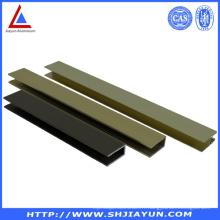 Anodisé coloré 6063 aluminium Snap Frame Produit