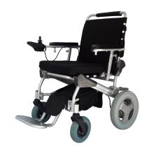Легкая электрическая инвалидная коляска быстрого складывания