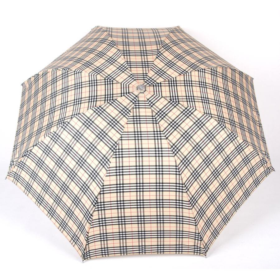 Four Seasons business Umbrella for men backside