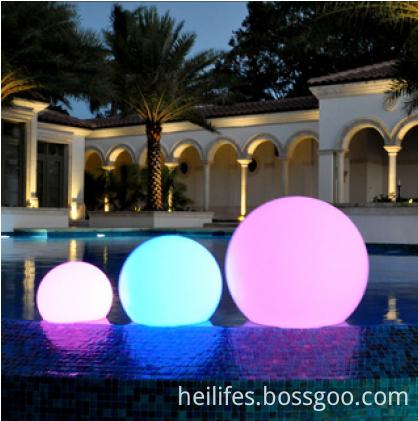Landscape LED Ball Light