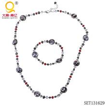 Conjunto de joyas de diseño perfecto última 2014