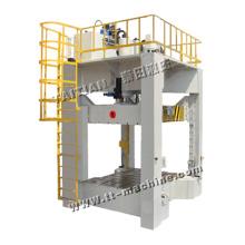 Máquina hidráulica da imprensa (TT-FH100-600T)