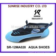 SR-12MA028 Aqua Schuhe Wasser Schuhe Surfen Schuhe Kunststoff Strand Schuhe Wasser Schuhe