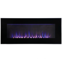 Electric Wall Hung Fireplace LED Effect Flame
