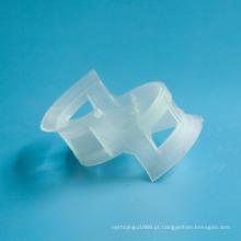 Anel de Conjugado Plástico de Alta Qualidade para Torre de Destilação