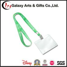 Personalizable por mayor cordones con regalo de la promoción de paso titular
