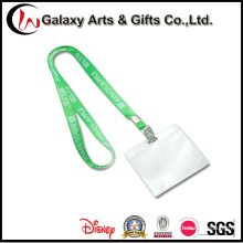 Customizable Wholesale Lanyards with Pass Holder Promotion Gift