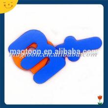 Customized EVA magnetic word decoration