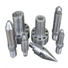 Composants mécaniques d'usinage d'acier inoxydable de fabricant de la Chine
