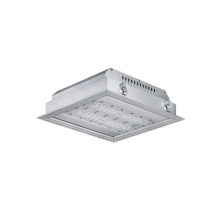 7 años de garantía Retrofit led canopy light 80w Led Empotrable con lumileds 3030 chips