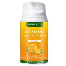 Organic Anti Acne & Dark Spot Brightening Skin Vitamin C Face Moisturizer Cream