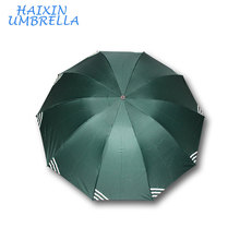 OEM Wholesale Cheap Custom 3 Folding Small Brand Promotion Safety Reflective Stripe Printed Advertisement Umbrella Made In China