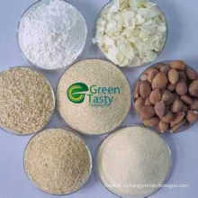 Обезвоженный продукт растительного чеснока