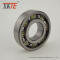 Double Sealed Nylon Retainer Bearing 6308 TN9/KA