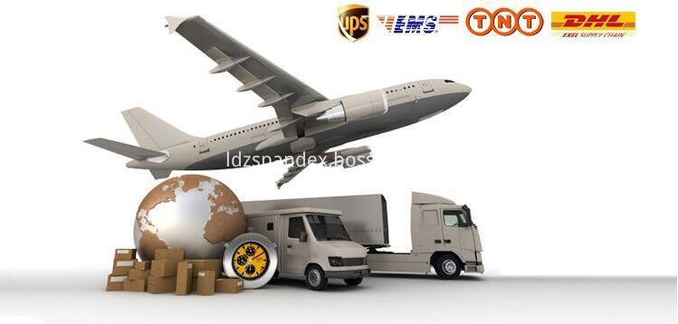 UPS TNT DHL