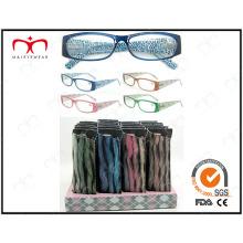 Очки для чтения для дам с модной и горячей продажей (MRP21679)