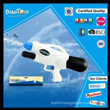 Jouet d'armes à eau en plastique à usage chinois