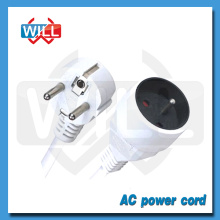 Best price right angle ac power cord reel