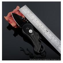Geschlossener faltender Geschenk-Messer-Satz für Frucht / Chef Knife und Peeler