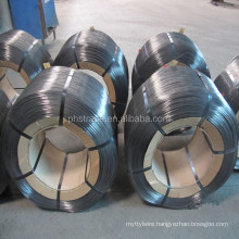 Hot sell and high quality Galvanized high carbon spring steel wire