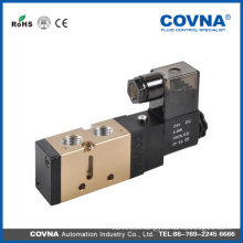 air control DC12/24V AC220V 2/5 ways Solenoid valve