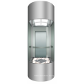 Factory direct sales Glass Cabin Transparent Elevator Panoramic Lift