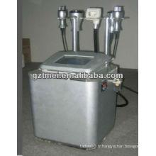 Cryolipolyse et ultrasons & rf & vacuum body shaper weight loose machine